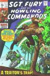 Sgt. Fury #77 comic books for sale