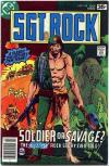 Sgt. Rock #318 comic books for sale
