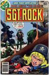 Sgt. Rock #322 comic books for sale