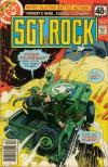 Sgt. Rock #323 comic books for sale