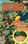 Sgt. Rock #341 comic books for sale