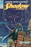 Shadow Strikes! #10 comic books for sale