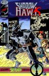 Shadowhawk #2 comic books for sale