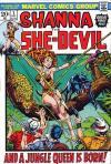 Shanna: The She-Devil Comic Books. Shanna: The She-Devil Comics.