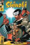 Shinobi Comic Books. Shinobi Comics.