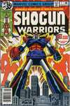 Shogun Warriors Comic Books. Shogun Warriors Comics.