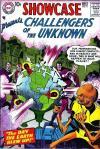 Showcase #11 comic books for sale