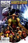 Siege: Storming Asgard - Heroes & Villains Comic Books. Siege: Storming Asgard - Heroes & Villains Comics.