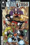 Silver Cross comic books