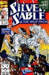Silver Sable and the Wild Pack #13 comic books for sale