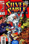 Silver Sable and the Wild Pack #16 comic books for sale