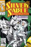 Silver Sable and the Wild Pack #4 comic books for sale