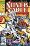 Silver Sable and the Wild Pack #6 comic books for sale