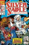 Silver Sable and the Wild Pack #8 comic books for sale