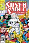 Silver Sable and the Wild Pack #9 comic books for sale