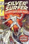 Silver Surfer #18 comic books for sale