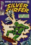 Silver Surfer #2 comic books for sale