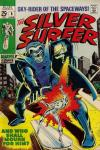 Silver Surfer #5 comic books for sale