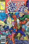 Silver Surfer #11 Comic Books - Covers, Scans, Photos  in Silver Surfer Comic Books - Covers, Scans, Gallery