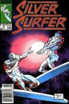 Silver Surfer #14 Comic Books - Covers, Scans, Photos  in Silver Surfer Comic Books - Covers, Scans, Gallery