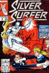 Silver Surfer #16 comic books for sale