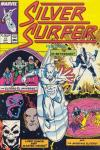 Silver Surfer #17 Comic Books - Covers, Scans, Photos  in Silver Surfer Comic Books - Covers, Scans, Gallery