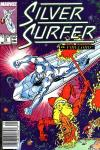 Silver Surfer #19 Comic Books - Covers, Scans, Photos  in Silver Surfer Comic Books - Covers, Scans, Gallery