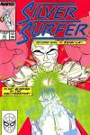 Silver Surfer #21 Comic Books - Covers, Scans, Photos  in Silver Surfer Comic Books - Covers, Scans, Gallery
