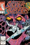 Silver Surfer #22 comic books for sale