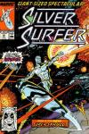 Silver Surfer #25 Comic Books - Covers, Scans, Photos  in Silver Surfer Comic Books - Covers, Scans, Gallery