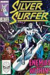 Silver Surfer #32 comic books for sale