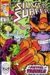 Silver Surfer #44 comic books for sale