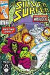Silver Surfer #47 comic books for sale