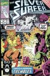 Silver Surfer #52 comic books for sale