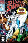 Silver Surfer #53 comic books for sale