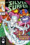 Silver Surfer #57 comic books for sale
