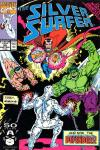 Silver Surfer #58 comic books for sale