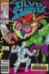 Silver Surfer #58 comic books for sale