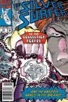 Silver Surfer #61 comic books for sale