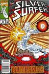 Silver Surfer #62 comic books for sale