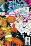 Silver Surfer #83 comic books for sale