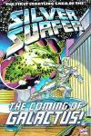 Silver Surfer #1 comic books for sale