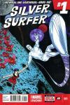 Silver Surfer Comic Books. Silver Surfer Comics.