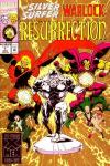 Silver Surfer/Warlock: Resurrection comic books