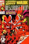 Silver Surfer/Warlock: Resurrection #3 comic books for sale