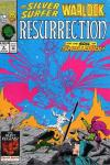 Silver Surfer/Warlock: Resurrection #4 comic books for sale