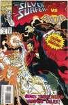 Silver Surfer vs. Dracula Comic Books. Silver Surfer vs. Dracula Comics.