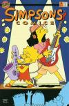 Simpsons Comics #6 comic books for sale