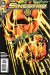 Sinestro #10 comic books for sale