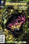 Sinestro #3 comic books for sale